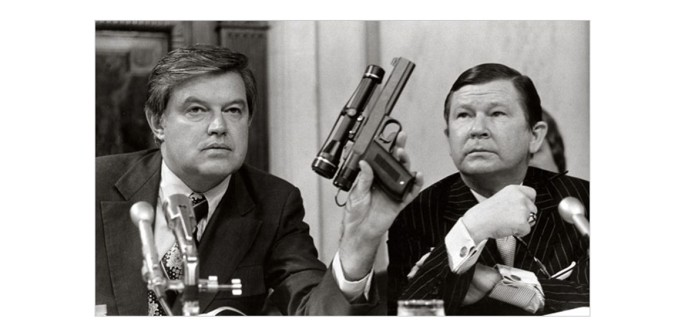 CIA Heart Attack Gun -- Church Committee