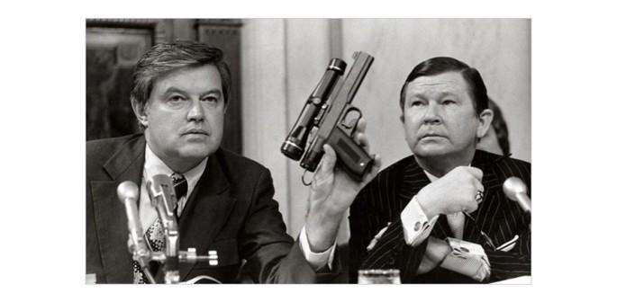 CIA Heart Attack Gun -- Church Committee