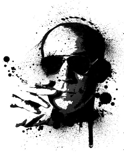 Hunter S. Thompson 3