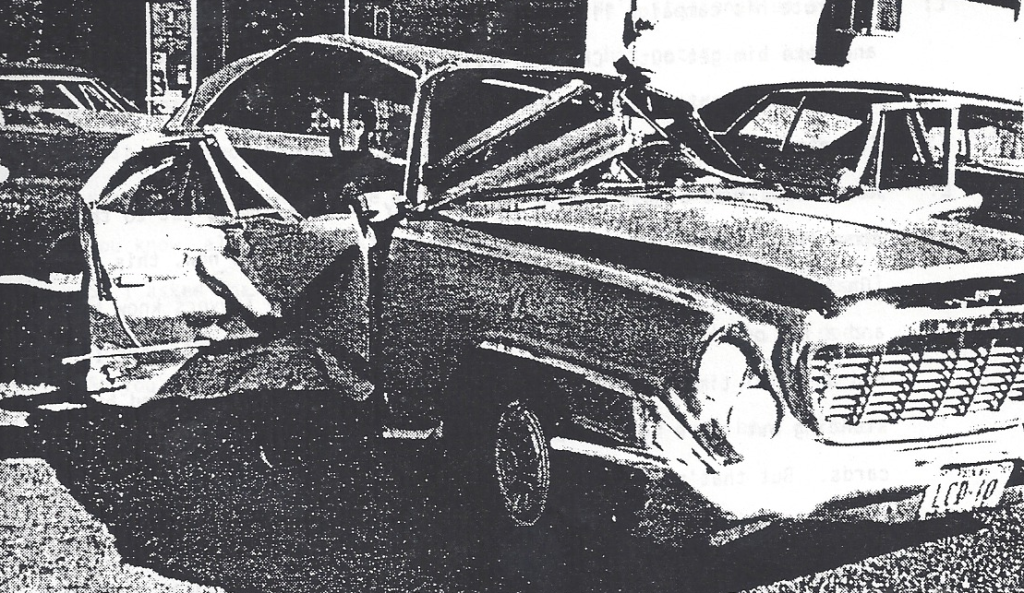 This image has an empty alt attribute; its file name is mac-wallace-death-car_cropped.png